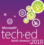 Microsoft Tech ed North America 2010
