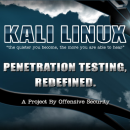 Substituto do BackTrack – Kali Linux