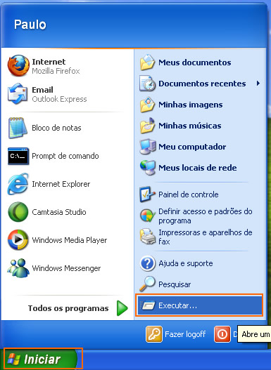 mudando o windows xp para sp3 2